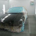 car-in-spray-boothe